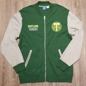 adidas Originals Portland Timbers Zip Up